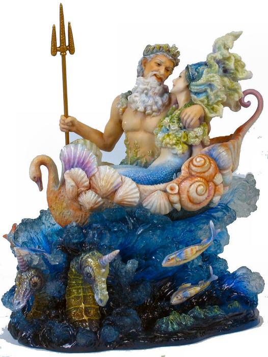 для поздравление с днем рождения от нептуна и русалок ним
