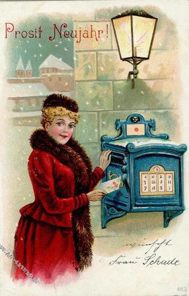 День медсестры, старинные открытки письмо