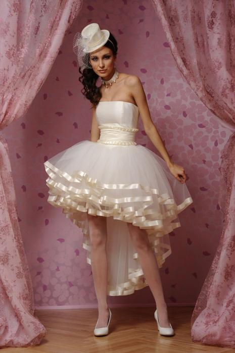Свадебное платье Мусс от Pauline.