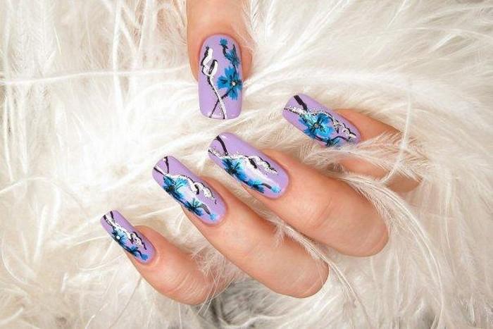 Лепка акрилом на ногтях особенности маникюра