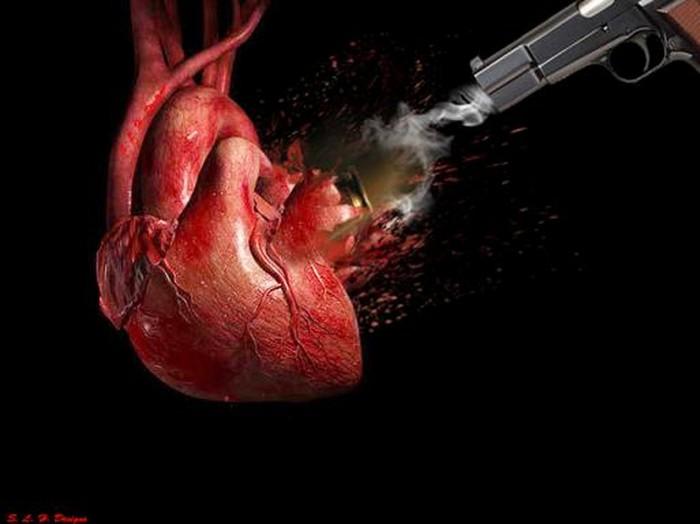нас большой простреленное сердце картинки нюансы