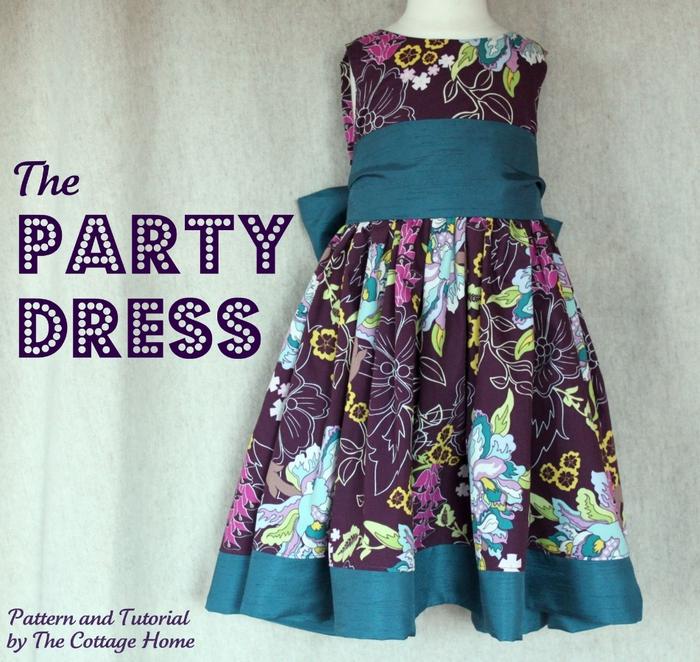 сшить платье для девочки страница 3.