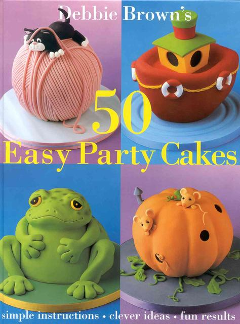 50 Easy Party Cakes (112) - 001 (474x640, 49Kb)