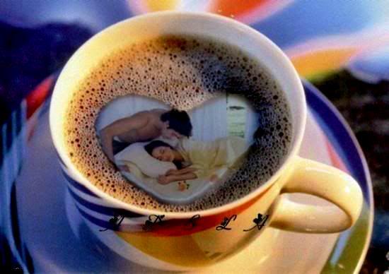 красивые утренний поцелуй картинки