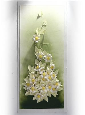 картины квиллинг бумага цветы.