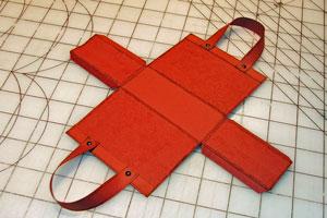3540018481d0 Делаем из бумаги сумочку для подарка. ВИДЕО и Мастер-класс ...