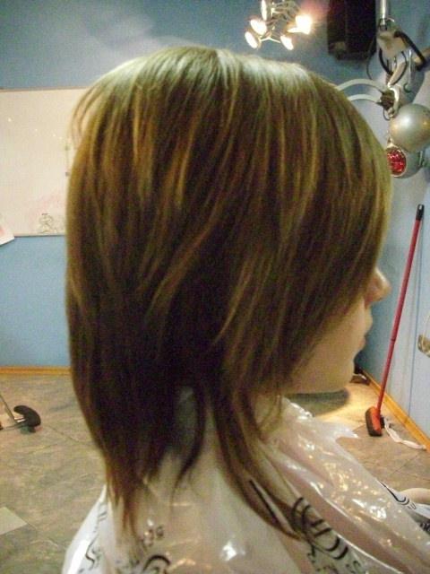 Какую сделать стрижку на средние волосы фото