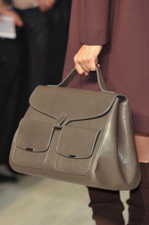 Приобрести сумку можно будет, когда коллекция Виктории сезона осень-зима...