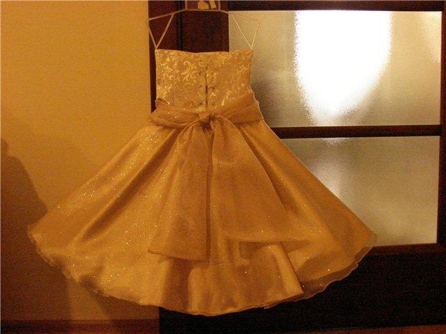 Как быстро сшить нарядное платье на новый год