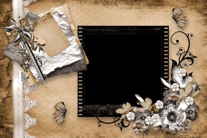 рамки для фотографий в ретро стиле скрап наборы самых