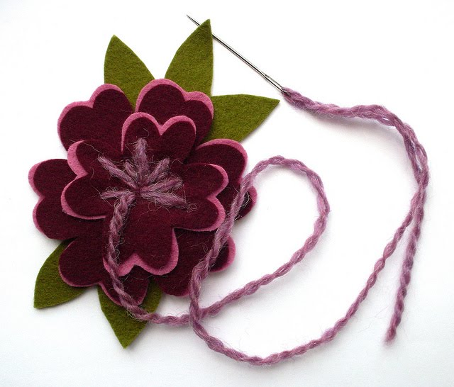 felt flower hairband E (640x546, 57Kb)