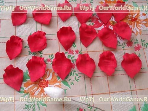 84537341 rozafoam1 Цветы из бумаги
