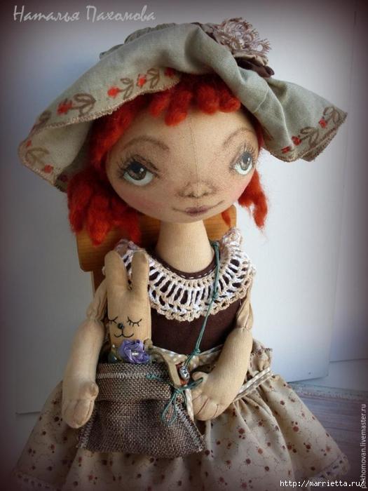 Сшить кукла мастер класс 5