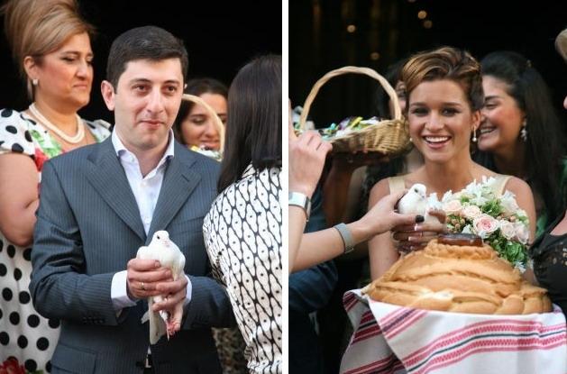 Свадьба Ксении Бородиной: онлайн-репортаж, фото, видео 87