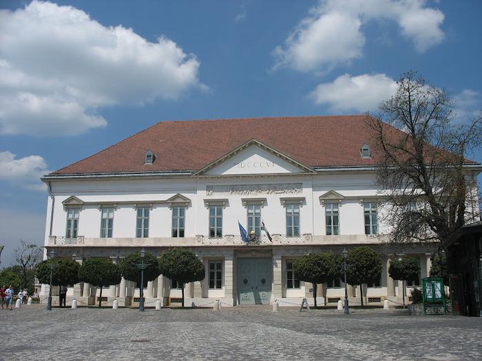 Королевский Дворец - Будапешт 93451