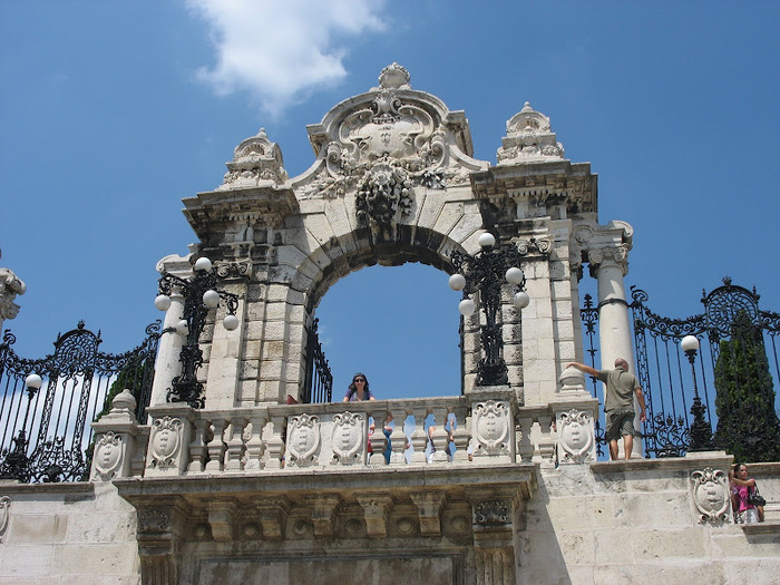 Королевский Дворец - Будапешт 89510