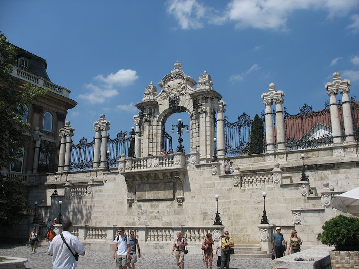 Королевский Дворец - Будапешт 27037