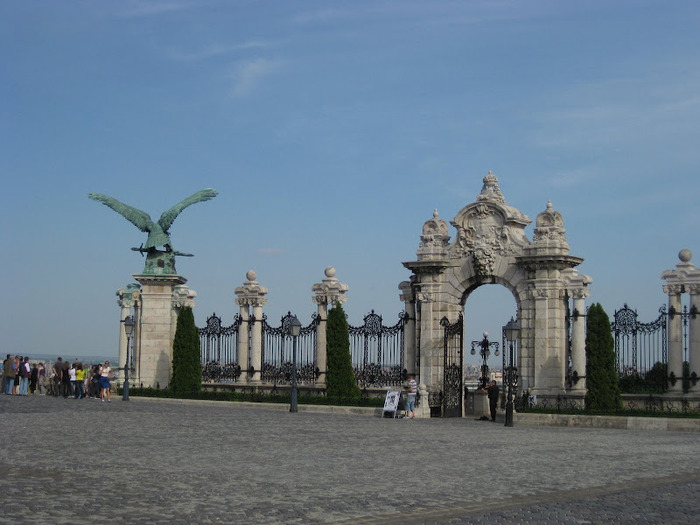 Королевский Дворец - Будапешт 19425