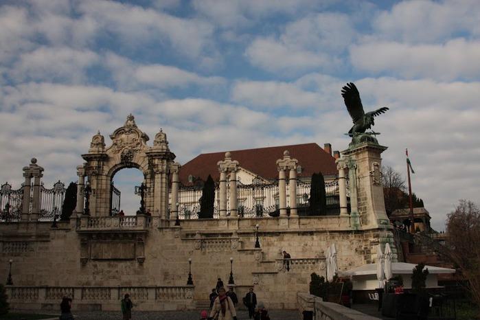 Королевский Дворец - Будапешт 76425