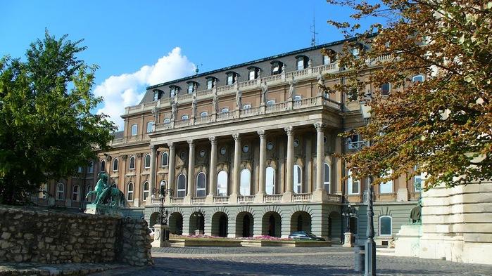 Королевский Дворец - Будапешт 25266