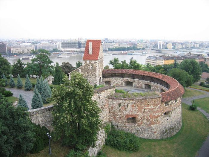 Королевский Дворец - Будапешт 19660