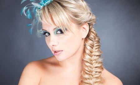 плетение красивых кос фото.