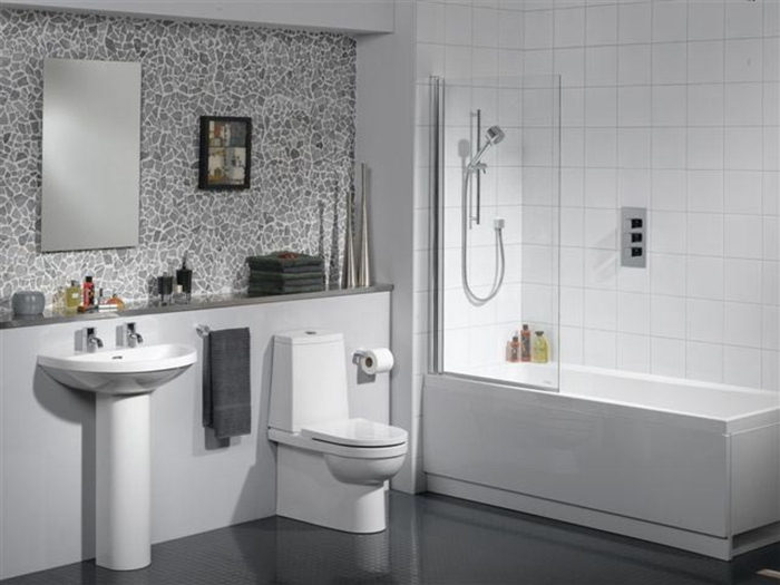 Фото ремонта ванных комнат: в хрущевке, в новостройке, в панельном доме.