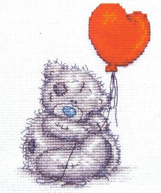 Скачать картинку на телефон бесплатно - Мишка Тедди, Рисунки, 13115.