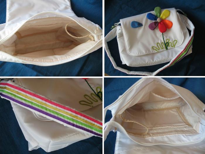 сумки белые для колясок - Сумки.