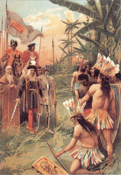 spanish colonialism on the history of puerto The puerto rican people are a fighting people, with a history of resistance--from the warriors of the taino and slave uprisings to pedro albizu campos to lolita colonialism, however, did not begin with trump's negligence after hurricane maria from its inception puerto rico has never been sovereign.