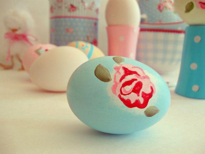 Раскрасить яйца на Пасху. Обсуждение на LiveInternet ...