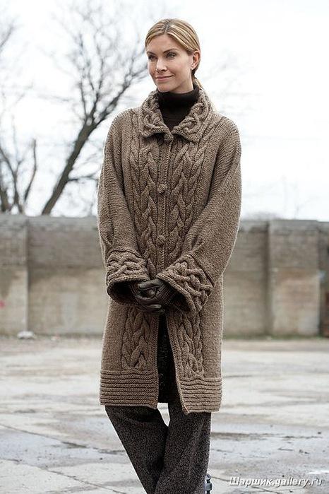 Вязание, вязание спицами, вязание крючком, Схемы вязания, вышивание...