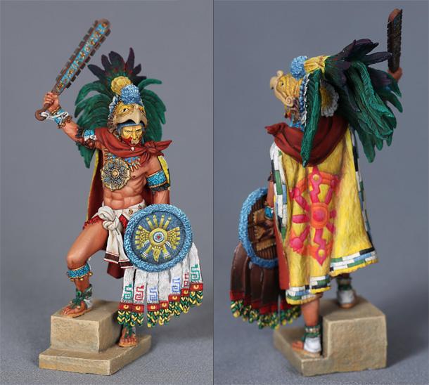 ancient aztec clothing - 571×900