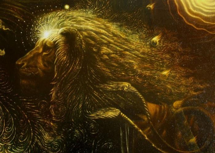Сюрреалистическая иконопись Олега Королёва 8 (700x497, 108Kb)