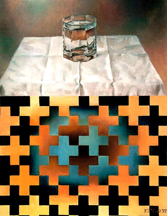 Сюрреалистическая иконопись Олега Королёва 69 (542x700, 440Kb)