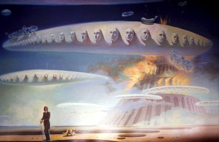 Сюрреалистическая иконопись Олега Королёва 89 (700x453, 51Kb)