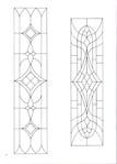 Превью Decorative Doorways Stained Glass - 06 (367x512, 39Kb)
