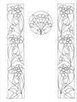 Превью Decorative Doorways Stained Glass - 20 (384x512, 59Kb)