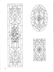 Превью Decorative Doorways Stained Glass - 26 (384x512, 54Kb)