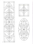 Превью Decorative Doorways Stained Glass - 36 (384x512, 55Kb)