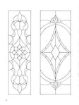 Превью Decorative Doorways Stained Glass - 50 (384x512, 42Kb)