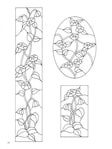 Превью Decorative Doorways Stained Glass - 52 (384x512, 50Kb)