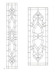 Превью Decorative Doorways Stained Glass - 54 (384x512, 42Kb)