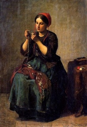 small_Peasant_woman_threading_a_needle (294x430, 36Kb)