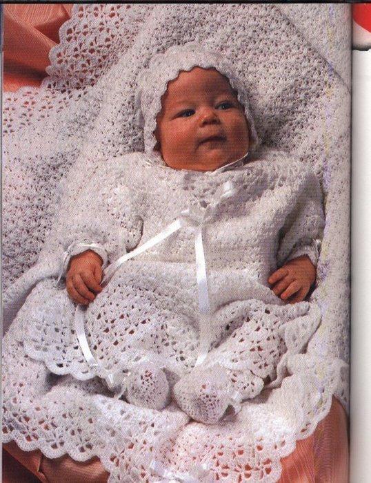 Вязание для детей до года: вещи для младенцев спицами и 20