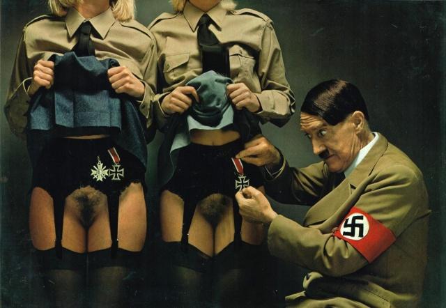 Возвращаются для значит шлюхи фюрера а