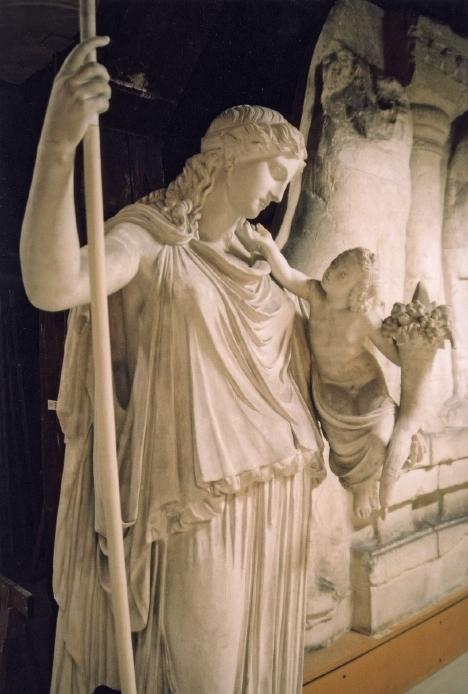 Плутос древнегреческий бог