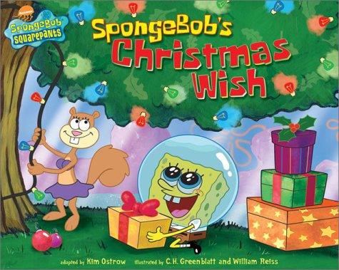 Spongebob Christmas Special.Gubka Bob Kvadratnye Shtany Rozhdestvo Eto Kto Christmas