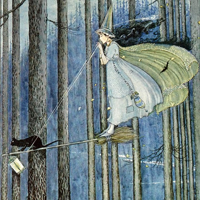 3830758_Ida_Rentoul_Outhwaite_The_Enchanted_Forest_by_Grenbry_Outhwaite_1921 (400x400, 84Kb)