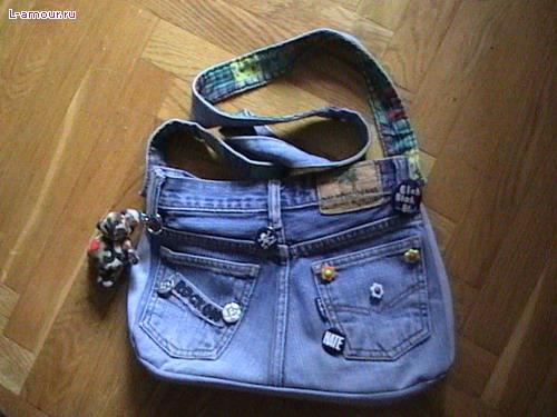 как сшить маленькую сумку